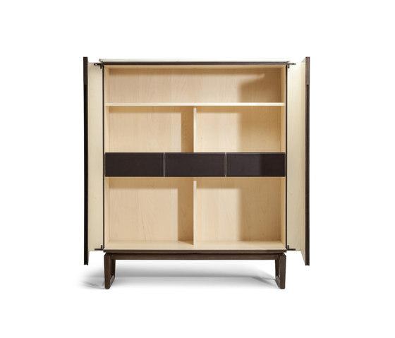 Fidelio cabinet by Poltrona Frau | Cabinets