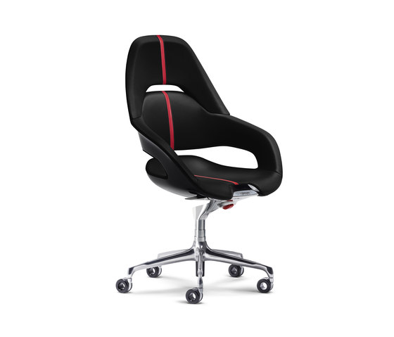 Cockpit Executive by Poltrona Frau | Office chairs