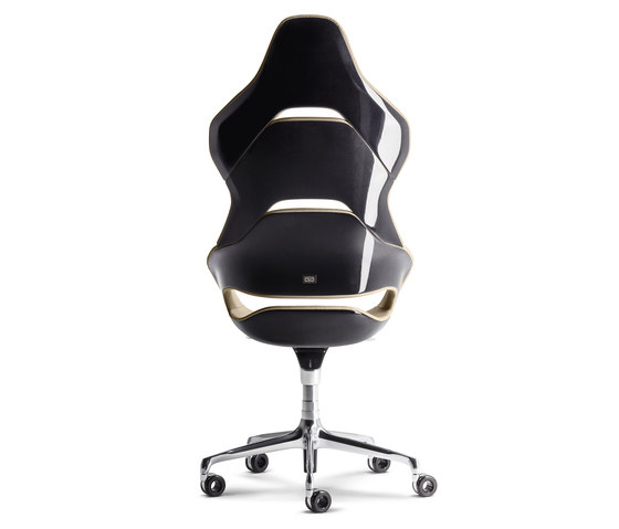 Cockpit President by Poltrona Frau | Office chairs