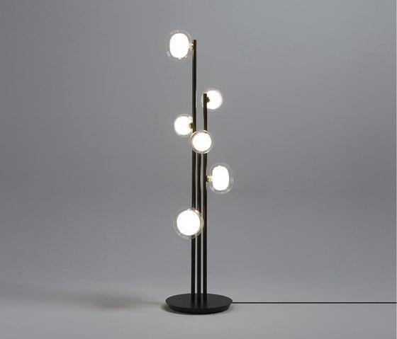 Nabila de Tooy | Luminaires sur pied