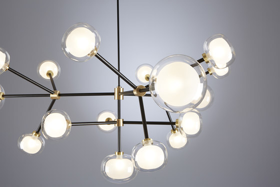 Nabila de Tooy | Lámparas de suspensión