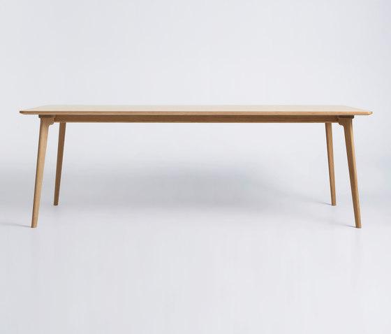 Salon Table - Rectangular de True North Designs | Mesas comedor