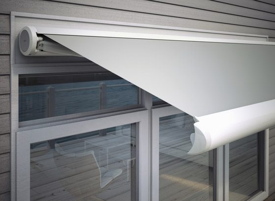 Duck by GIBUS | Integrated roller blinds