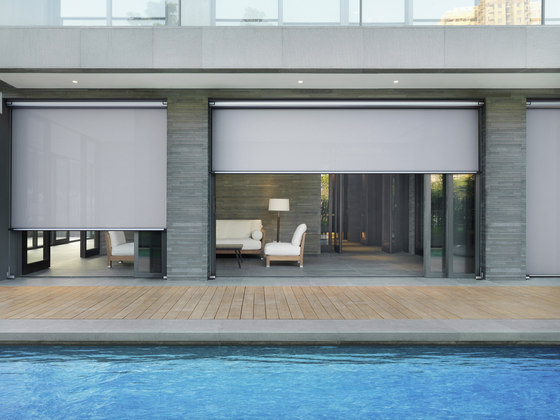 Tolo by GIBUS | Integrated roller blinds