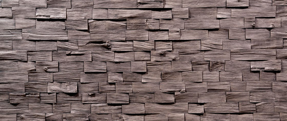 Wood Barbados Basalto by Artstone | Wall veneers