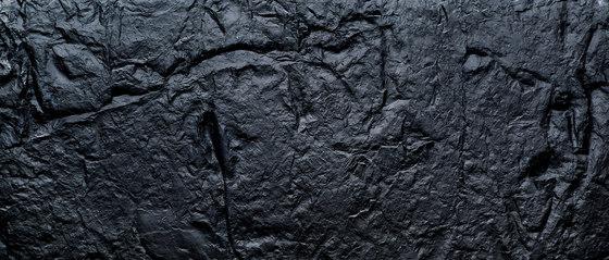 Roca Negra di Artstone | Piallacci pareti