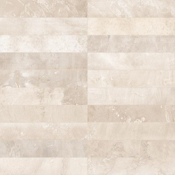 Burlington Sand Mosaic di 41zero42 | Piastrelle ceramica