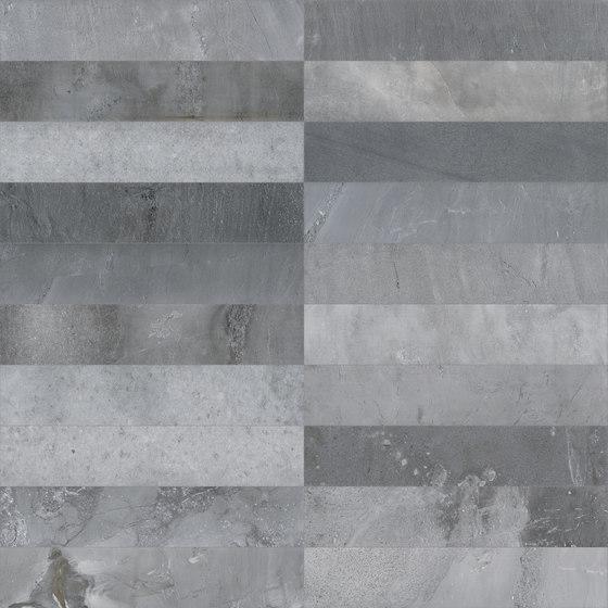 Burlington Grey Mosaic de 41zero42 | Carrelage céramique