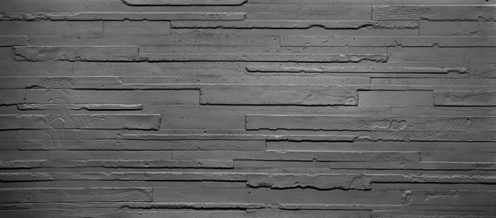Hormigon 3D Anthracite di Artstone | Piallacci pareti
