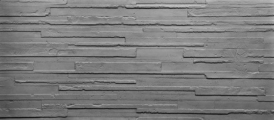 Hormigon 3D Grey by Artstone   Wall veneers