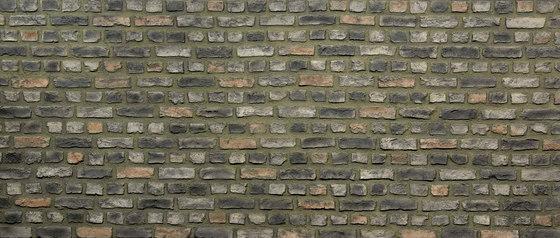 Ladrillo Loft Basalto Cobriza di Artstone | Piallacci pareti