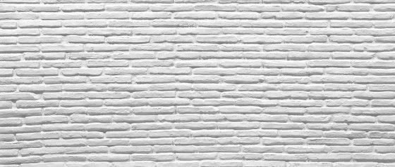 Ladrillo Blanca di Artstone | Piallacci pareti