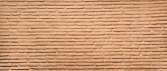 Ladrillo Mocha by Artstone | Wall veneers