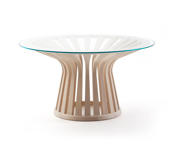 390 Lebeau Wood by Cassina | Dining tables