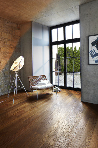 Master Edition Studiopark Oak Brandy by Bauwerk Parkett | Wood flooring