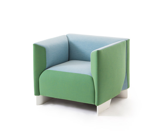 131 ZH One by Cassina | Armchairs