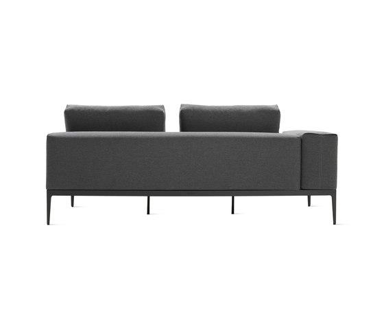 Grid One-Arm Sofa von Design Within Reach | Sofas