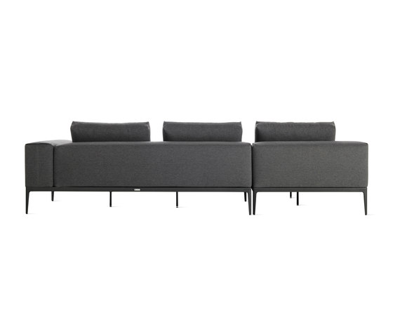 Grid Adjustable Chaise by Design Within Reach   Sofas