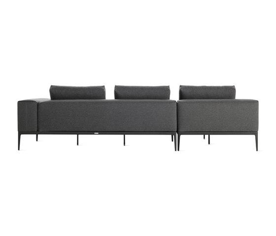 Grid Adjustable Chaise von Design Within Reach | Sofas
