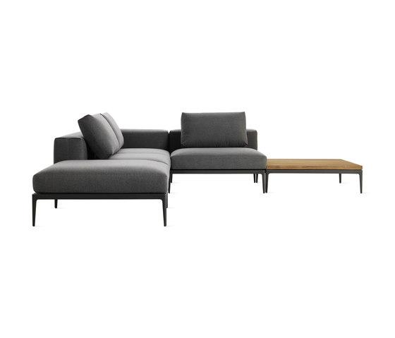 Grid Corner Sectional von Design Within Reach | Sofas