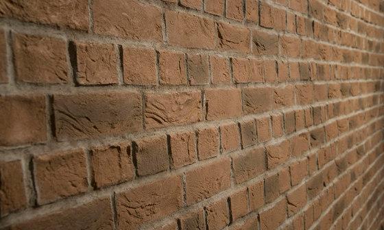 Ladrillo Brecon Cobriza di Artstone | Piallacci pareti