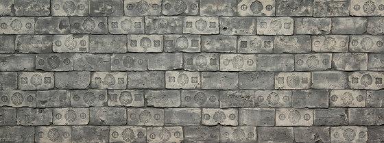 Heritage XVII Grey Dark di Artstone | Piallacci pareti