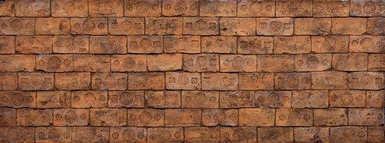Heritage XVII Rojo by Artstone | Wall veneers