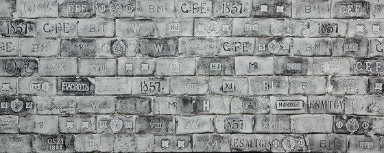 Heritage XVIII Blanca Dark by Artstone | Wall veneers