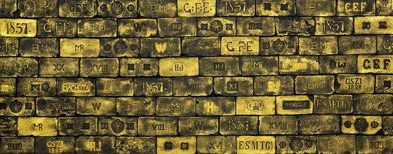 Heritage XVIII Gold Dark by Artstone | Wall veneers