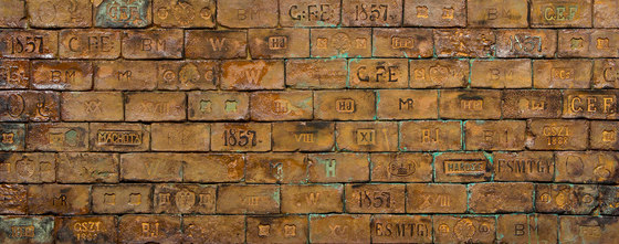 Heritage XVIII Oxido di Artstone | Piallacci pareti