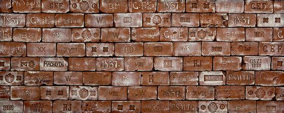 Heritage XVIII Rojo di Artstone | Piallacci pareti