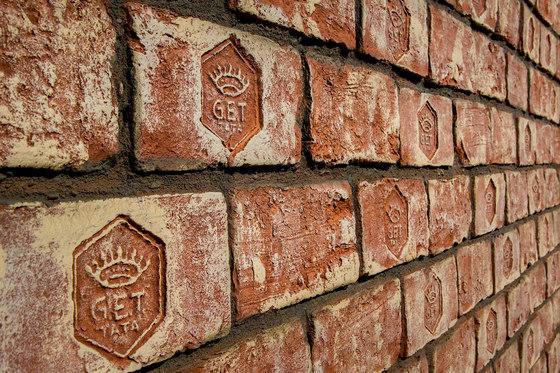 Heritage XIX Rojo di Artstone   Piallacci pareti
