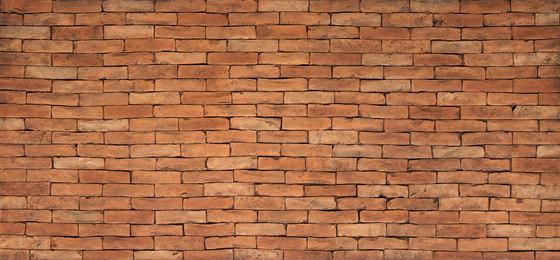 Ladrillo Masonry Rojo by Artstone | Wall veneers