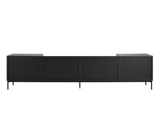 Sen Media Unit di Design Within Reach | Credenze multimediali