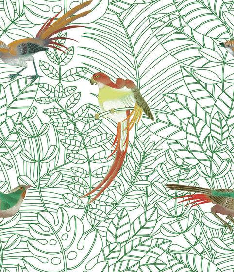 Amazone COS141 di NOBILIS | Carta parati / tappezzeria