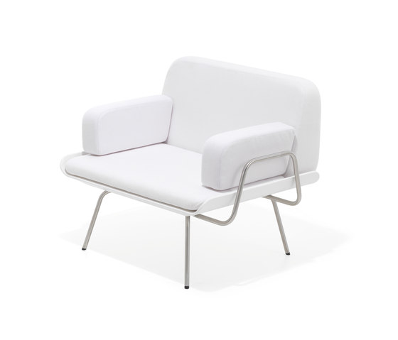 Air Collection | Lounge Chair de Viteo | Fauteuils