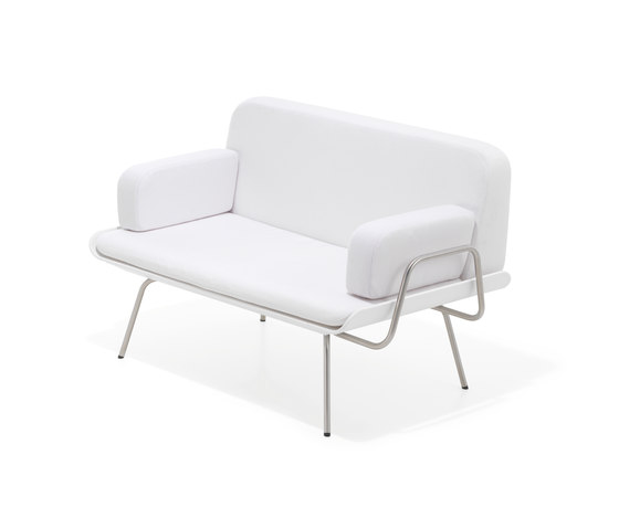 Air Collection | Double Lounge Chair di Viteo | Poltrone