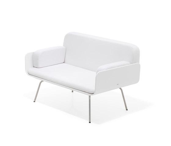 Air Collection | Double Lounge Chair de Viteo | Fauteuils