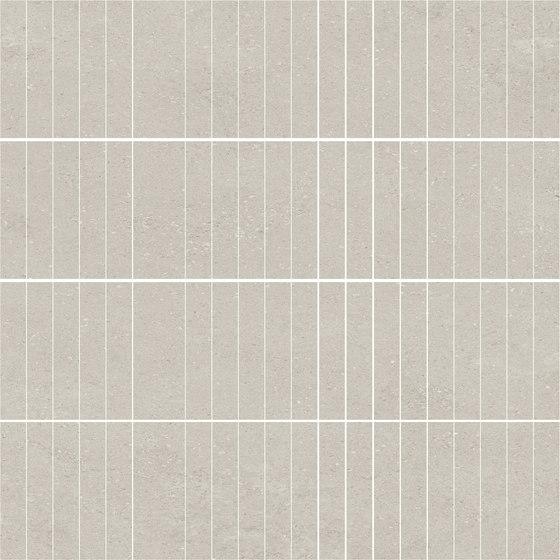 Pietre41 Scrambled Greige Mosaic by 41zero42 | Ceramic tiles