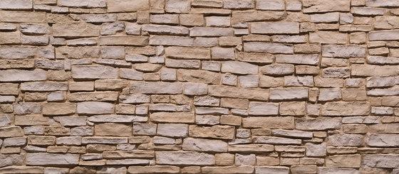 Sillarejo Arce di Artstone | Piallacci pareti