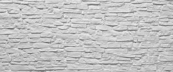 Sillarejo Blanca di Artstone | Piallacci pareti