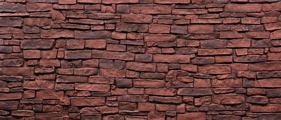 Sillarejo Carmin by Artstone | Wall veneers