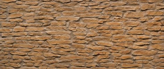 Lajas Ocre by Artstone | Wall veneers