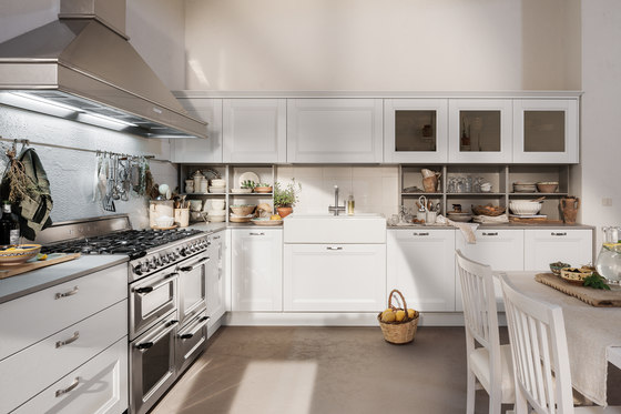 Vintage by Veneta Cucine | Fitted kitchens