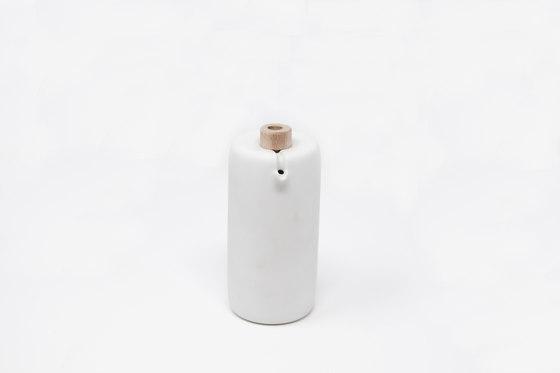 Bombette White Oil by HANDS ON DESIGN | Oil & vinegar sets
