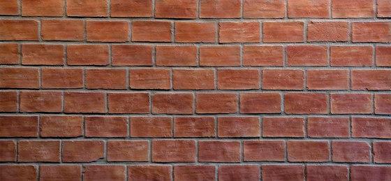 Rasilla Rojo di Artstone | Piallacci pareti