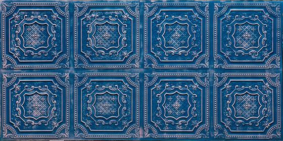 Epicure Azure Rose by Artstone | Wall veneers