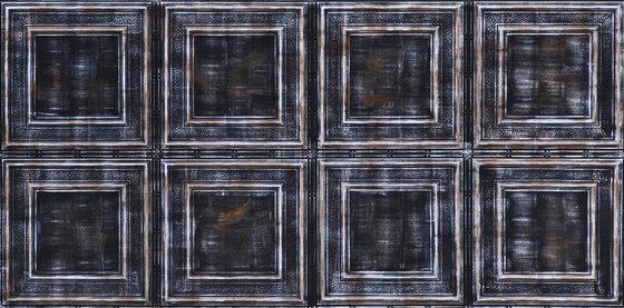 Plafont Noir Blanc de Artstone | Placages