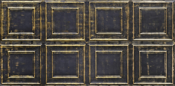 Plafont Noir d'Or di Artstone | Piallacci pareti
