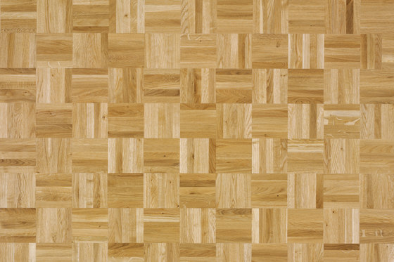 Prepark Comfort Oak Mosaic 15 by Bauwerk Parkett | Wood flooring